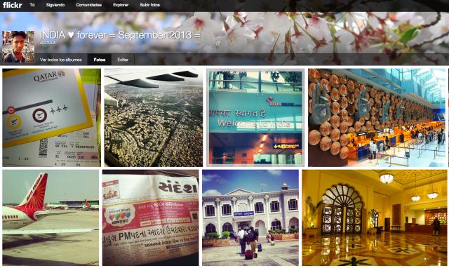 Todo mi Viaje a la India